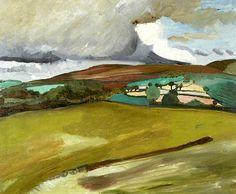 1922 (Cold Fell) Ben Nicholson - 1922