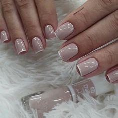 By: @ fabyane. Aycrlic Nails, Feet Nails, Glam Nails, Classy Nails, Stylish Nails, Love Nails, Manicure And Pedicure, Beauty Nails, Pretty Nails