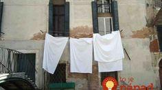 Francúzska metóda prania bielej bielizne: Dokonalá bielosť a ani stopy po škvrnách, to sa oplatí vyskúšať! Kitchen Storage, Clean House, Life Hacks, Cleaning, Home Decor, Abstract Backgrounds, Interior Design, Home Interior Design, Lifehacks