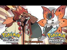 69a1bef9ca71c Pokemon Black White - Battle! Champion Alder Music (HQ)
