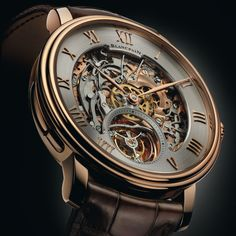 Blancpain Le Brassus Carrousel Repetition Minutes