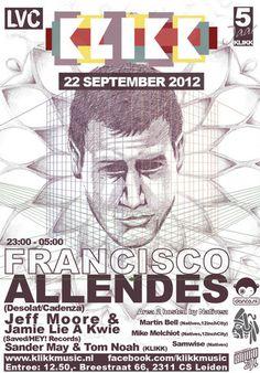 KLIKK /w Francisco Allendes