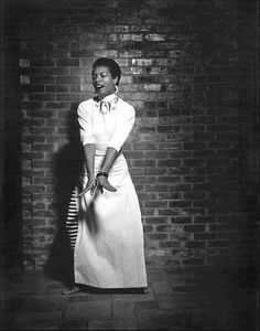 A Very Young Dr. Maya Angelou - May she REST IN PEACE