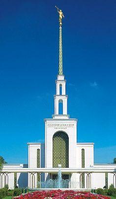 São Paulo Brazil Mormon Temple
