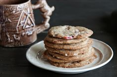 Make and share this Crushed Candy Cane Cookies!! recipe from Genius Kitchen.