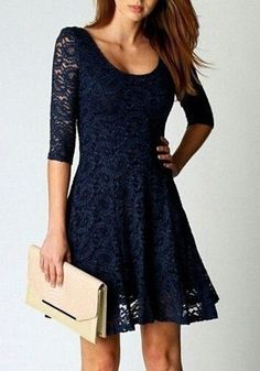 ... Buy Quality dress up prom girl directly from China dress clogs  Suppliers  Women Dress Lace Floral Crochet Party Dresses A Line Women  Winter Clothing ... 35381b9074