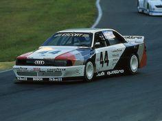 Audi 200 Quattro Trans-Am: o carro que provou que tração integral não era só para ralis - FlatOut!