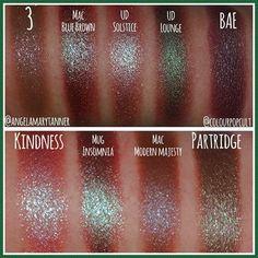 eyeshadow dupes makeup geek creme brule colourpop