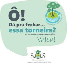 S.O.S Meio Ambiente...
