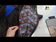 Куртка стеганная- душегрейка.Сам себе шью. - YouTube Sling Backpack, Backpacks, Youtube, Bags, Fashion, Handbags, Moda, Fashion Styles, Backpack