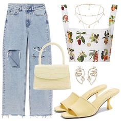 Classy Outfits For Teens, Retro Outfits, Casual Dresses For Women, Clothes For Women, Black Women Fashion, Teen Fashion, Fashion Outfits, Fashion Styles, Korean Fashion