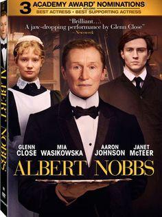 'Albert Nobbs' amazing movie