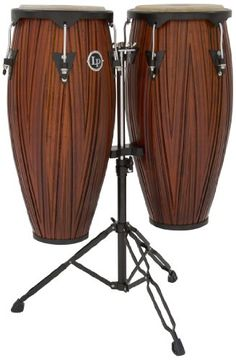 Latin Percussion LP646NYCMW LP City Wood 1011 Conga Set with Stand Mango Wood ** Check out this great product.Note:It is affiliate link to Amazon.