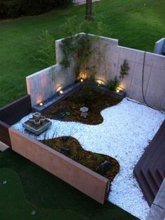 Balcony zen garden ideas images for Balcony zen garden ideas
