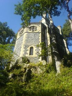 Bodnant Garden: Mausoleum (The POEM Place Of Eternal Memories)