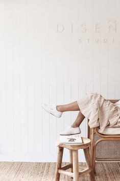 Studio - style - fashion - inspo - sneakers - skirt - office - rattan - coffee table - blush - cladding - Content - Photography Rattan Coffee Table, Skirt And Sneakers, Office Skirt, Fashion Studio, Cladding, Style Fashion, Blush, Content, Interiors