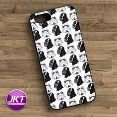 Darth Vader & Stormtrooper Mask - Star Wars Phone Case for iPhone, Samsung, HTC, LG, Sony, ASUS Brand #darthvader #starwars #sithlord #stormtrooper