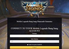 At the point when you do a live stream, you can begin to send jewels to companion Mobile Legends by picking the blessing button. Money Generator, Free Gift Card Generator, Mobile Generator, Iphone Mobile, Mobile Phones, Mmorpg Games, Episode Choose Your Story, Legend Games, Play Hacks