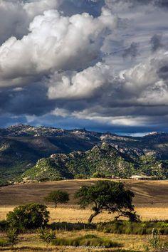 Idyllic countryside. Photo: Emiliano Pane