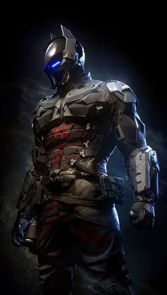 Batman Arkham Knight Game