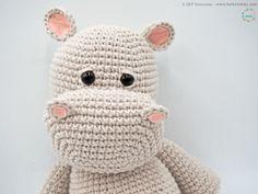 Mesmerizing Crochet an Amigurumi Rabbit Ideas. Lovely Crochet an Amigurumi Rabbit Ideas. Crochet Hippo, Crochet Animal Amigurumi, Crochet Cat Pattern, Crochet Teddy, Crochet Animal Patterns, Stuffed Animal Patterns, Crochet Blanket Patterns, Amigurumi Patterns, Free Crochet