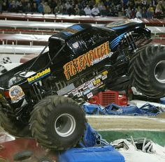 Monster Trucks, Monster Jam, Rc Trucks, Yesterday And Today, Classic, Mud, Vehicles, Monsters, Travel
