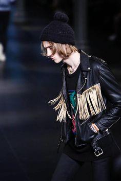 Saint Laurent by Hedi Slimane Fashion Show details & more