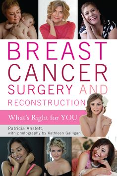 Breast cancer surgery and reconstruction offer more choices than ever for women to treat breast cancer. But looking back, women who have been through it often say they wish they knew more. Blending powerful insights from survivors with mental, emotional, and health perspectives, the authors provide a powerful resource for women and their loved ones.