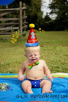 Can't believe he is one!!! LOVE THIS SHOT!