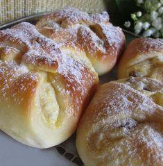 Recepty - Strana 4 z 48 - Vychytávkov Hungarian Desserts, Hungarian Cake, Hungarian Recipes, English Bread, English Food, Baking And Pastry, Bread Baking, Sweet Buns, Czech Recipes