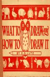 """Free historic book from NY Public LIbrary """"What to Draw and How to Draw It"""""""