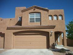 Townhome in Albuquerque's Ventana Ranch. 6436 Los Pueblos NW, Albuquerque, NM 87114