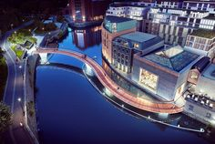 Over and above architecture: Bridges that are going places - Architecture - Arts and Entertainment - The Independent Bristol Bridge, Bristol City Centre, Human Instincts, Harbor Bridge, Bath And Beyond, Grand Designs, Arts And Entertainment, All Over The World, Architecture Art