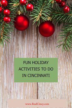 Christmas Things To Do In Cincinnati : christmas, things, cincinnati, Anderson, Township,, Ideas, Ohio,, Cincinnati