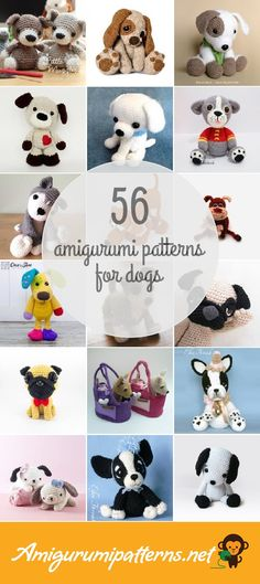 56 Dogs Amigurumi Patterns - Page 5