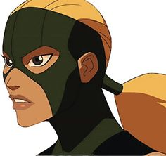 picture of artemis crock young justice - Google Search