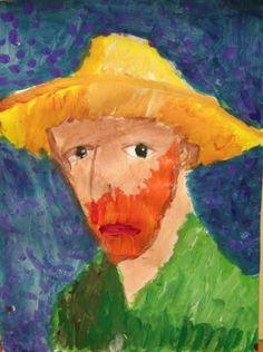 Quest Artists: UE: Van Gogh Self-Portraits