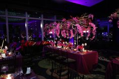 The long table design