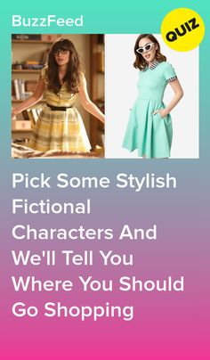 Pick Some Stylish Fictional Characters And We'll Tell You Where You Should Go Shopping Buzzfeed Quizzes Love, Disney Prom Dresses, Disney Princess Quiz, Beauty Quiz, Real Life Princesses, Quizzes For Fun, The Mindy Project, Gossip Girl Fashion, Personality Quizzes