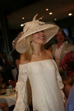 Fabulous Style Nancy Marcus Golden Houston Texas. This is your Kentucky derby outfit we are quest of the governors.....d