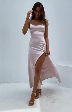 Satin Dresses, Elegant Dresses, Sexy Dresses, Cute Dresses, Dress Outfits, Evening Dresses, Casual Dresses, Fashion Dresses, Prom Dresses