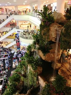 The Mall Bangkapi (เดอะมอลล์ บางกะปิ) ใน บางกะปี, กรุงเทพมหานคร