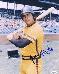 """Jerry Morales San Diego Padres Signed 8x10 Photo 1969-1983 Chicago Cubs SL SOA . $12.00. San Diego Padres OFJerry MoralesHand Signed 8x10""""Color PhotoJerry Played For:San Diego Padres (1969-1973)Chicago Cubs (1974-1977)St. Louis Cardinals (1978)Detroit Tigers (1979)New York Mets (1980)Chicago Cubs (1981-1983).WONDERFUL AUTHENTIC BASEBALL COLLECTIBLE!!AUTOGRAPH GUARANTEED AUTHENTIC BY SPORTS LOT, INC. WITH NUMBEREDSPORTS LOT, INC.STICKER ON ITEMSPORTS LOT, INC.#: 12785"""