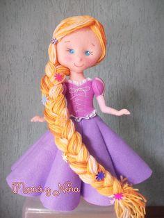 Rapunzel www.mamaynena.com.br