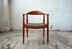 "Original Hans Wegner ""the Chair"""