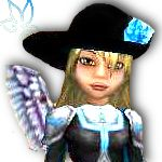 no idea who this was lol  a forum profile Commission piece Wizard101
