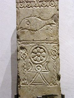Tanit and the symbols of Sumerian Inanna,  The Musée des beaux-arts de Lyon (by Amberinsea)