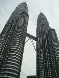 Kuala Lumpur, Malaysia..probably one of my favoirte buildings ever!