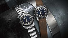 Introducing: Three New Divers From Oris – One Heritage Update, And Two Limited Editions Supporting Good Causes