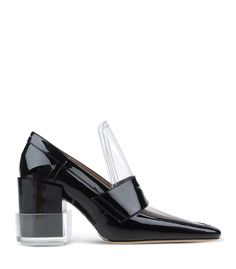 Maison Margiela 22 Black Sculpted Loafer
